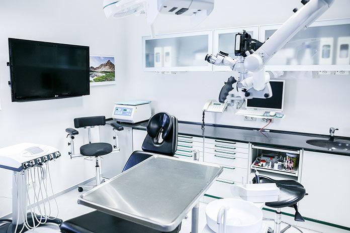 Usługi stomatologiczne