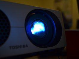Projektor krótkoogniskowy - nowa era gier wideo
