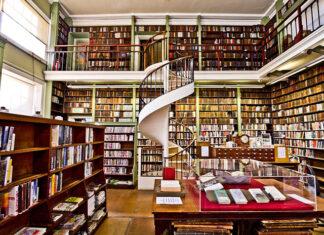 Wygodne i estetyczne wyposażenie biblioteki